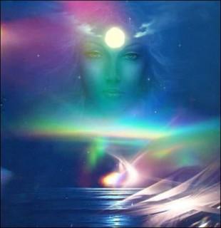 Dusza jest światłem, Światło Ducha